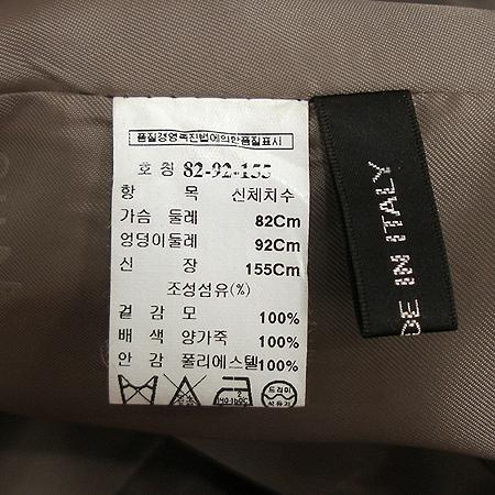 MICHAA(미샤) 자켓(이태리 원단/배색:양가죽)