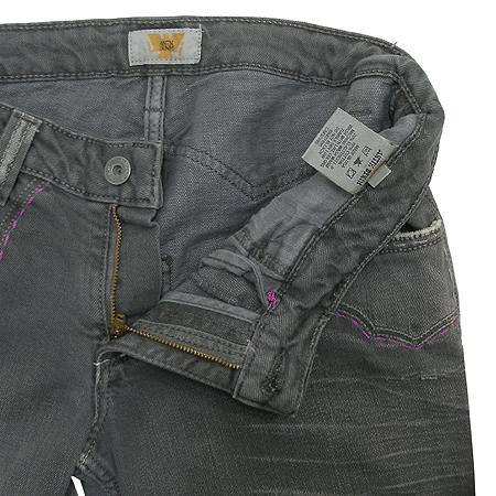 Premium Jeans(프리미엄진) ANTIK DENIM(앤틱 데님) 그레이 진