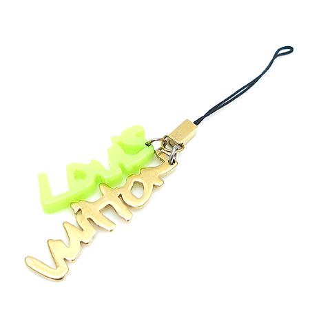 Louis Vuitton(루이비통) M65763 그라피티 한정판 폰 악세사리