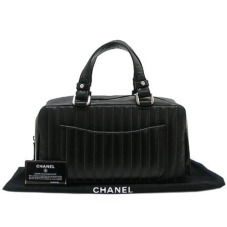 Chanel(샤넬) 램스킨 스티치 토트백 이미지2 - 고이비토 중고명품