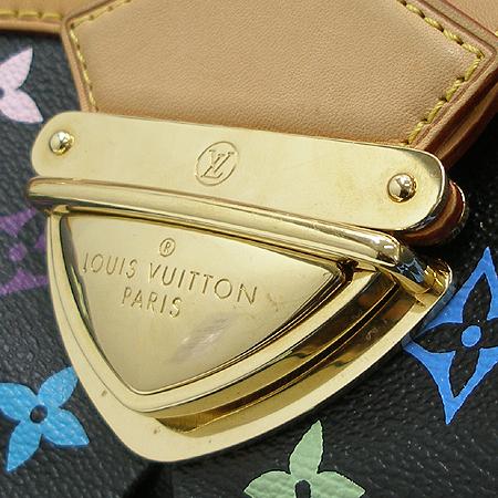 Louis Vuitton(루이비통) M40124 모노그램 멀티 컬러 블랙 우슐라 숄더백