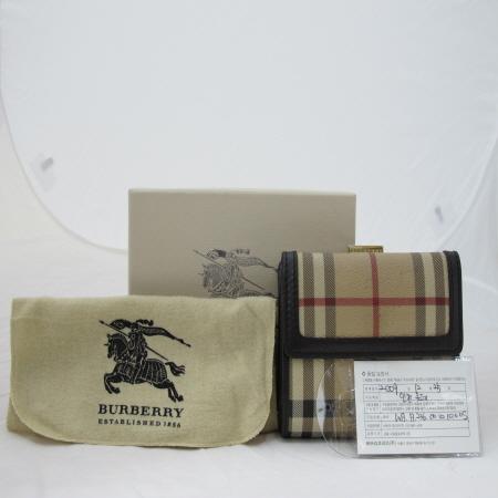 Burberry(버버리) 뉴 클래식 체크 동전수납 반지갑