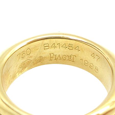 PIAGET(피아제) 18K 옐로우 골드 포제션 핵사 반지