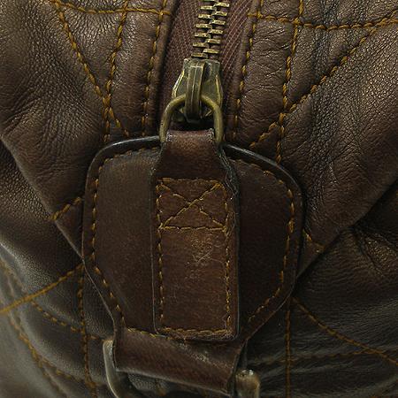 Dior(크리스챤디올) 램스킨 퀼팅 토트백