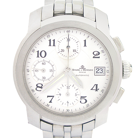Baume&Mercier(보메메르시에) 케이프랜드 크로노그래프 오토매틱 38mm S/S 남성용 시계