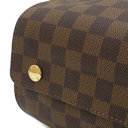 Louis Vuitton(루이비통) N45255 다미에 에벤 캔버스 나비길로 크로스백 이미지5 - 고이비토 중고명품