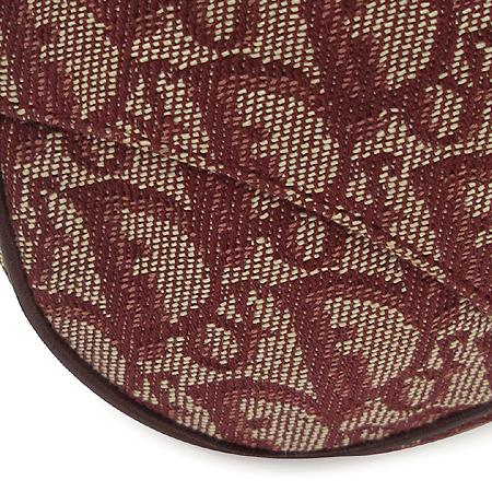 Dior(크리스챤디올) 로고 자가드 새들 파우치 숄더백 이미지4 - 고이비토 중고명품