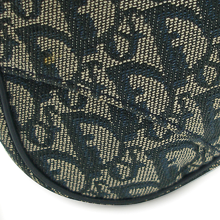 Dior(크리스챤디올) 로고 자가드 새들 파우치 숄더백