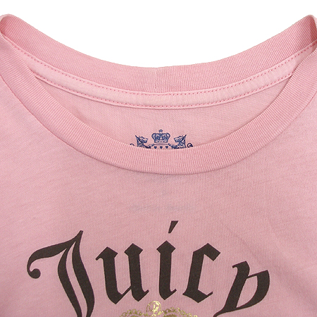 JUICY COUTURE(쥬시꾸뛰르) 반팔티