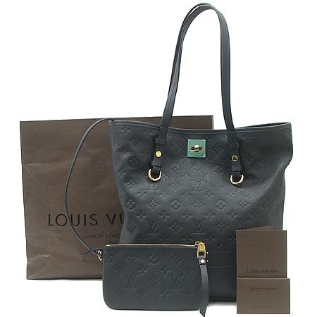 Louis Vuitton(루이비통) M40517 모노그램 앙프렝뜨 시타딘 PM 토트백 + 보조 파우치 [명동매장] 이미지2 - 고이비토 중고명품