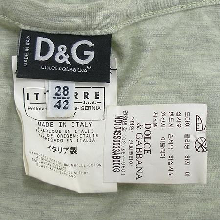 D&G(돌체&가바나) 티 이미지4 - 고이비토 중고명품