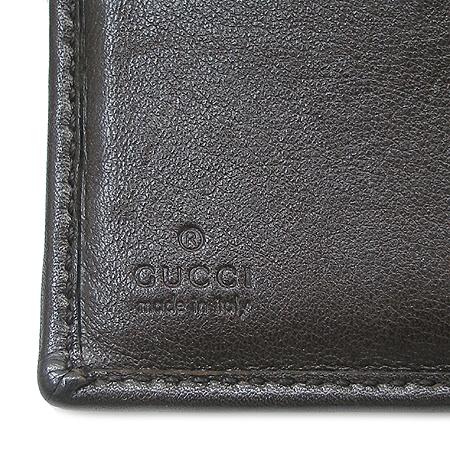 Gucci(구찌) 257015 GG 로고 자가드 중지갑