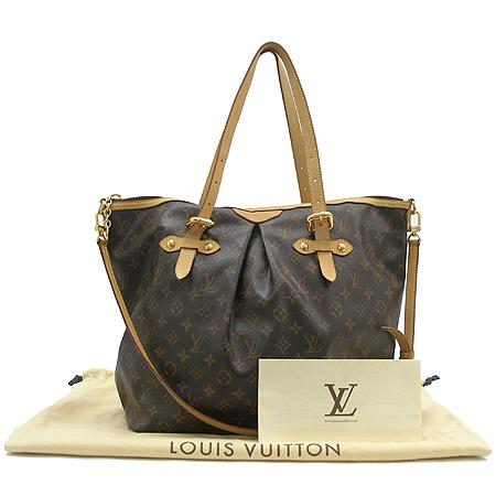 Louis Vuitton(루이비통) M40146 모노그램 캔버스 팔레모 GM 2WAY [압구정매장] 이미지2 - 고이비토 중고명품
