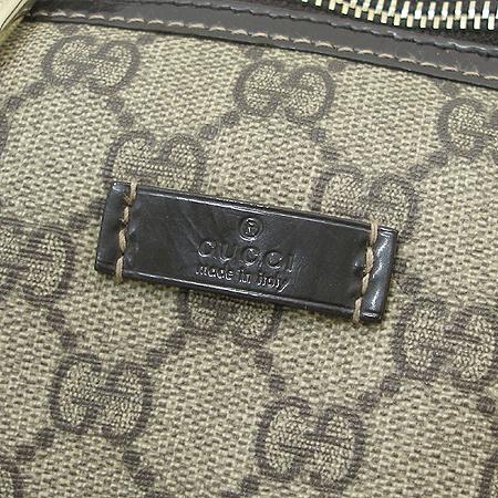 Gucci(구찌) 193602 GG로고 PVC 보스톤 토트백