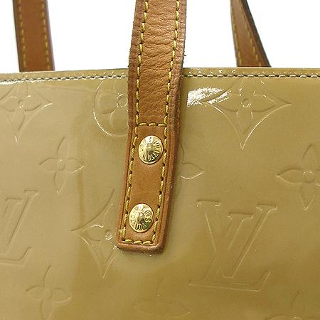 Louis Vuitton(루이비통) M91141 모노그램 베르니 리드MM 토트백