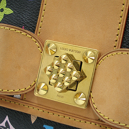 Louis Vuitton(루이비통) M40306 모노그램 멀티컬러 블랙 파띠 숄더백 [명동매장]