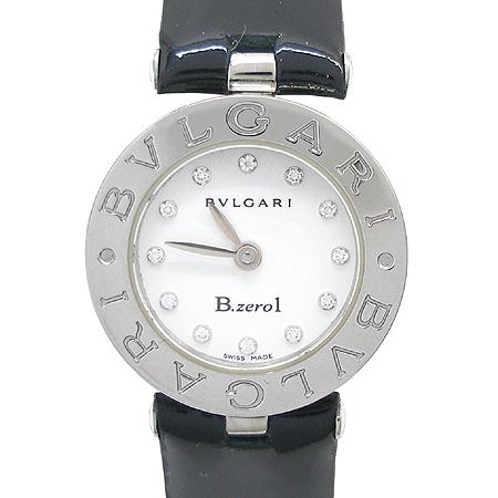 Bvlgari(불가리) BZ22S B-ZERO1 에나멜 12포인트 다이아 DD클립 밴드 여성용 시계