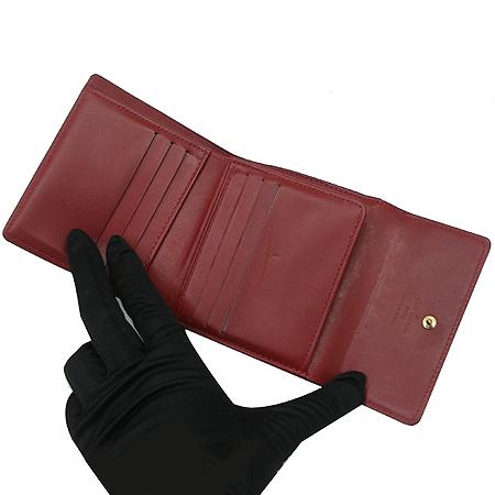 Louis Vuitton(루이비통) M93529 베르니 폼다무르 엘리스 중지갑