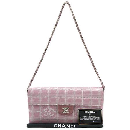Chanel(샤넬) 뉴 트래블 쵸코바 메탈 체인 숄더백 이미지2 - 고이비토 중고명품