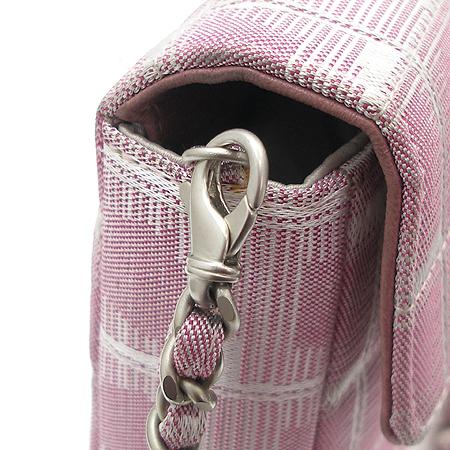 Chanel(샤넬) 뉴 트래블 쵸코바 메탈 체인 숄더백 이미지4 - 고이비토 중고명품
