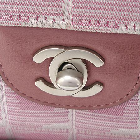 Chanel(샤넬) 뉴 트래블 쵸코바 메탈 체인 숄더백 이미지5 - 고이비토 중고명품
