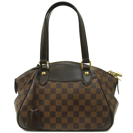 Louis Vuitton(루이비통) N41117 다미에 에벤 캔버스 베로나 PM 토트백 [명동매장]