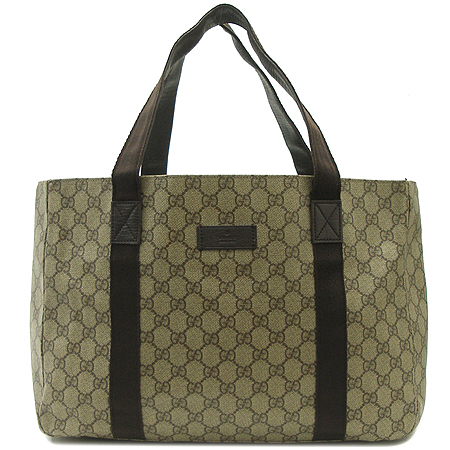 Gucci(구찌) 141624 GG 로고 PVC 숄더백 [부산본점]