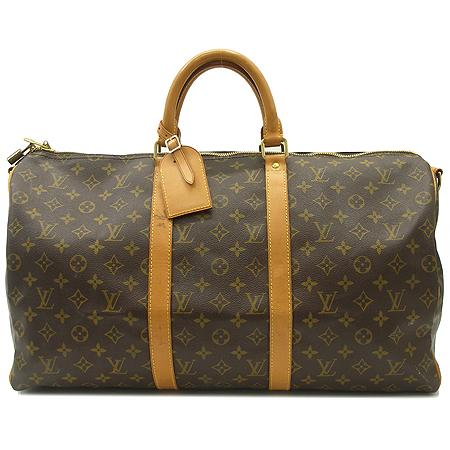 Louis Vuitton(루이비통) M41426 모노그램 캔버스 키폴 50 여행용 가방