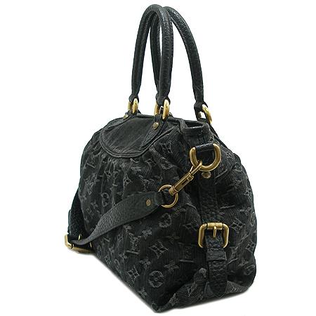 Louis Vuitton(루이비통) M95351 모노그램 데님 블랙 네오 캐비 MM 2WAY [강남본점] 이미지2 - 고이비토 중고명품
