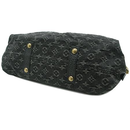 Louis Vuitton(루이비통) M95351 모노그램 데님 블랙 네오 캐비 MM 2WAY [강남본점] 이미지5 - 고이비토 중고명품