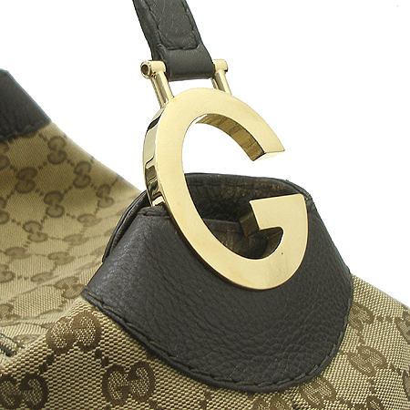Gucci(구찌) 203506 GG 로고 자가드 숄더백