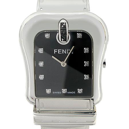 Fendi(펜디) 3800G 11포인트 다이아 B-FENDI 스틸 남성용 시계