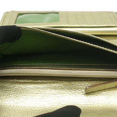 KATE SPADE(케이트스페이드) 로고 장식 블랙 장지갑
