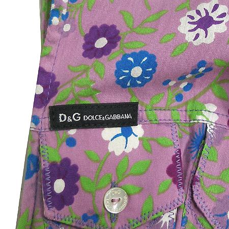 D&G(돌체&가바나) 나시브라우스 이미지3 - 고이비토 중고명품
