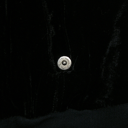 COSTOM NATIONAL(커스텀 내셔널) 실크혼방 벨벳집업 가디건 이미지3 - 고이비토 중고명품