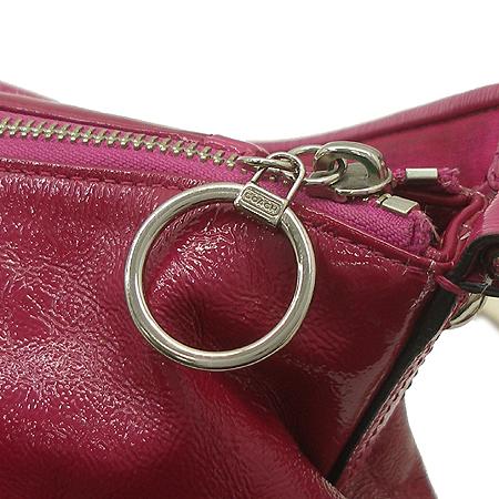 Coach(코치) 13852 Poppy Patent Leather Groovy 파피 레더 그루비 2WAY