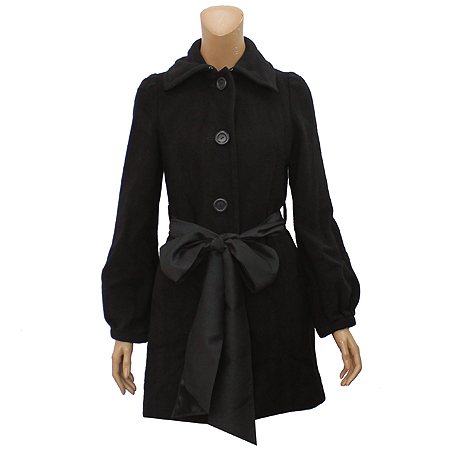 ROSE BULLET(로즈블릿) 코트 (허리끈SET)