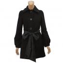 ROSE BULLET(로즈블릿) 코트 (허리끈SET) [대구동성로점]