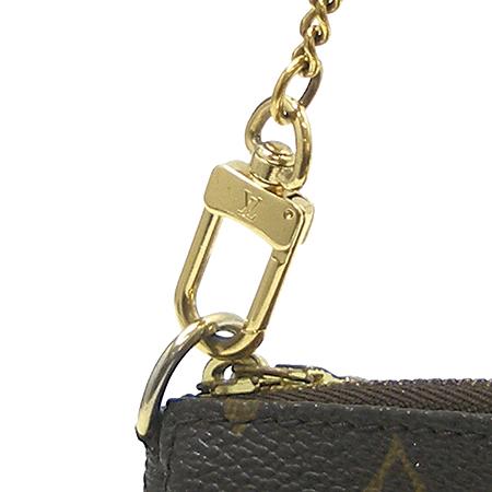 Louis Vuitton(루이비통) M58009 모노그램 캔버스 미니 포쉐트 악세서리 파우치백