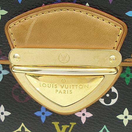 Louis Vuitton(루이비통)  M93738 모노그램 멀티 컬러 블랙 유젠느 월릿 장지갑 [명동매장] 이미지2 - 고이비토 중고명품