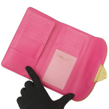 Louis Vuitton(루이비통)  M93738 모노그램 멀티 컬러 블랙 유젠느 월릿 장지갑 [명동매장] 이미지3 - 고이비토 중고명품
