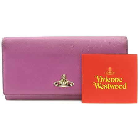 Vivienne_Westwood(비비안 웨스트 우드) vcsc wa 0020(80) 사피아노 여성용 장지갑 [인천점]
