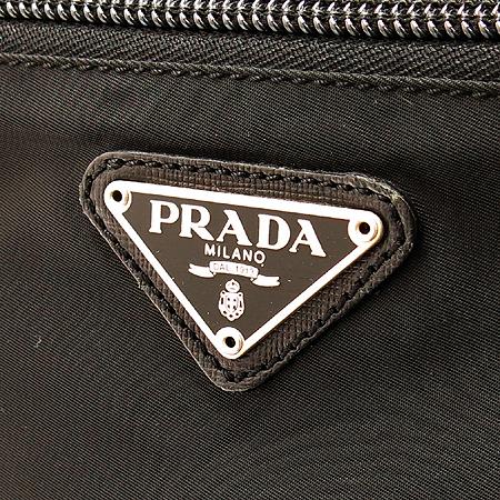 Prada(프라다) V147 VIAGGIO 패브릭 노트북 케이스겸 크로스백