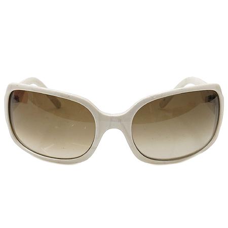 VERA WANG(베라왕) V203 화이트 뿔테 선글라스