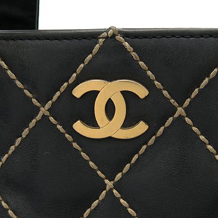 Chanel(샤넬) A20999Y03040 금장 로고 와일드 스티치 토트백
