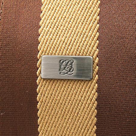 Louis_Quatorze(루이까또즈) 로고 장식 PVC 크로스백