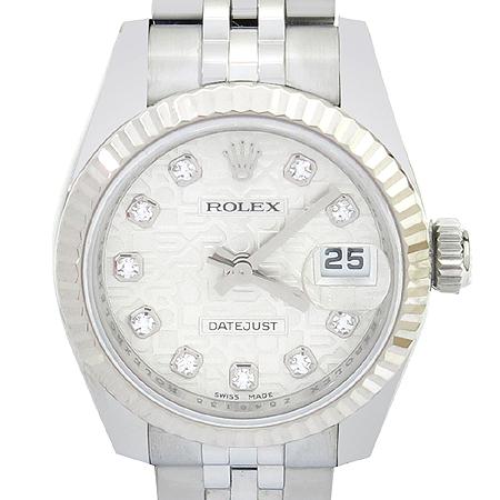 Rolex(�η���) 179174 ��ǻ���� 10����Ʈ ���̾� DATEJUST(����Ʈ��Ʈ) ������ �ð�