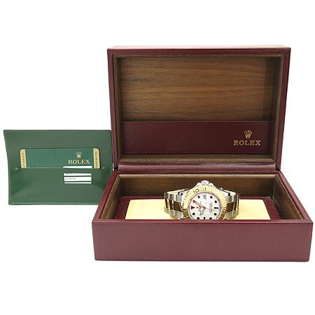 Rolex(로렉스) 16623 18K 콤비 YACHT-MASTER(요트 마스터) 남성용 시계 이미지2 - 고이비토 중고명품