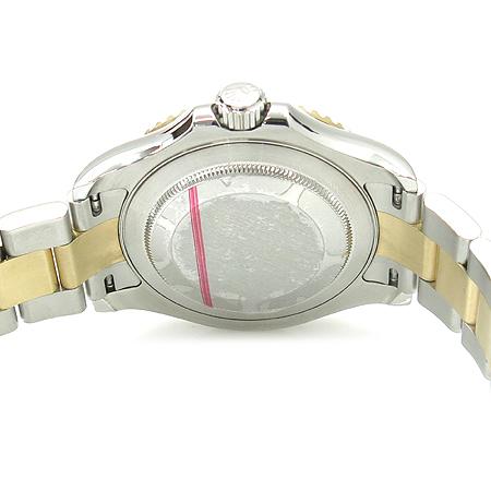 Rolex(로렉스) 16623 18K 콤비 YACHT-MASTER(요트 마스터) 남성용 시계 이미지5 - 고이비토 중고명품