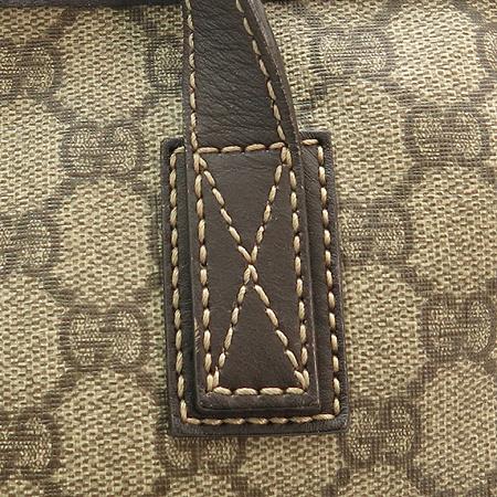 Gucci(구찌)  211137 GG 로고 PVC 쇼퍼 숄더백 이미지3 - 고이비토 중고명품
